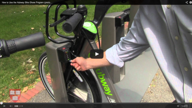 How to use Hubway